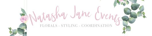 Natasha Jane Events Logo